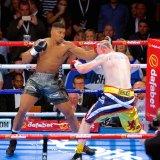 Heavyweight Boxer Anthony Joshua MBE (2)