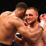 Heavyweight Boxer Denis Bakhtov