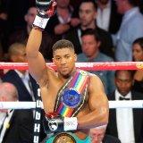 Heavyweight Boxer Anthony Joshua MBE (4)