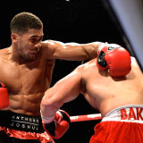 Heavyweight Boxer Anthony Joshua MBE 6