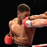 Heavyweight Boxer Anthony Joshua MBE 9