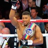 Heavyweight Boxer Anthony Joshua MBE