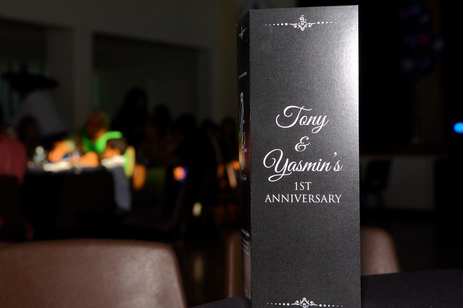 Party Tony & Yasmin
