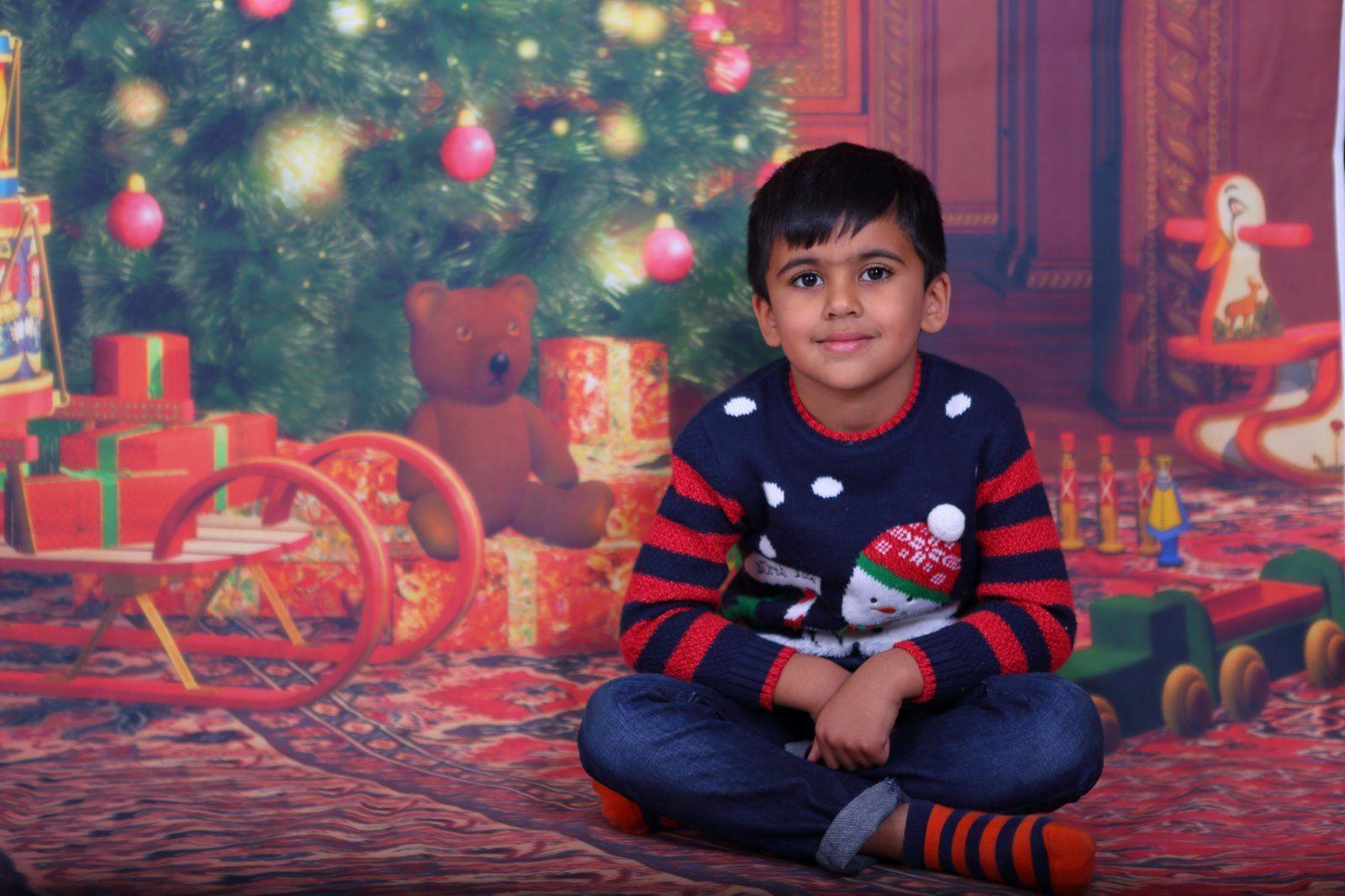Studio Portrait Christmas