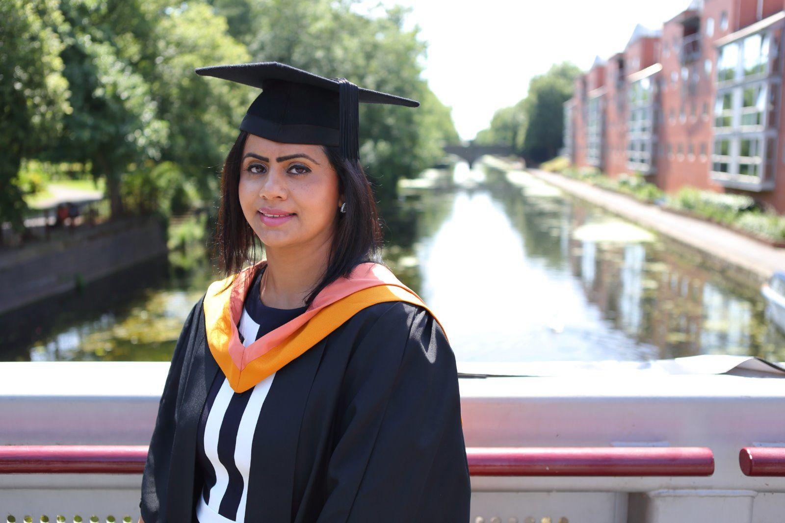 Location Portrait Graduation