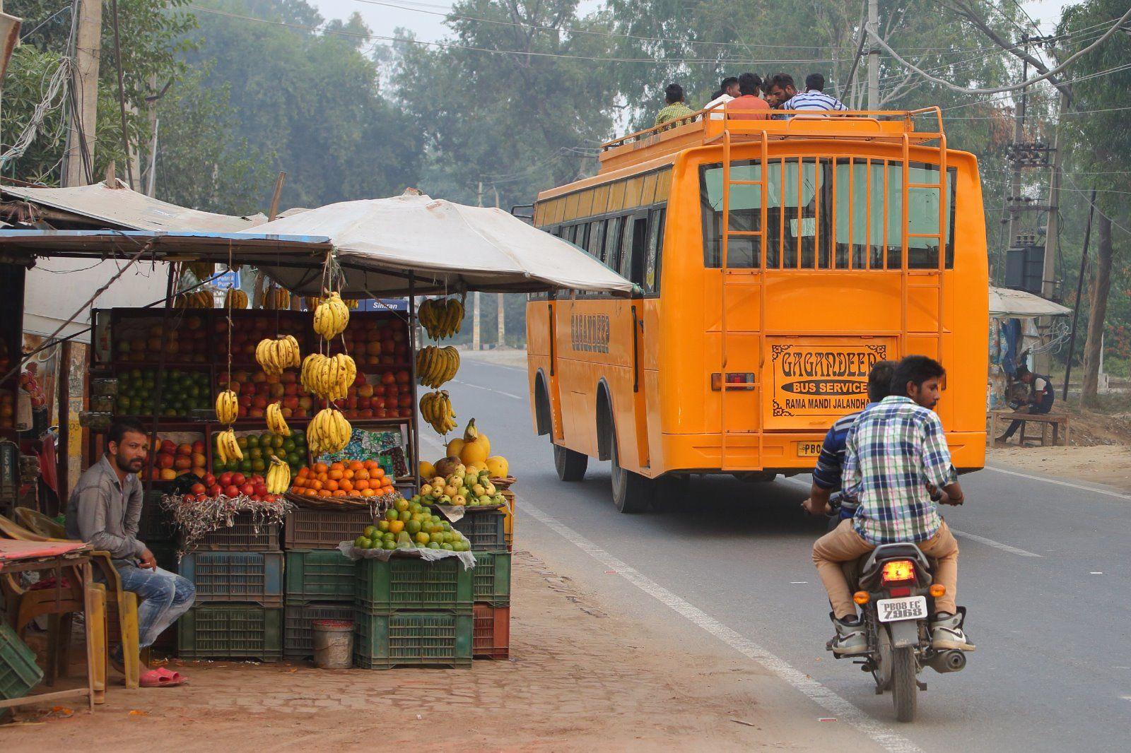 Street India 2018