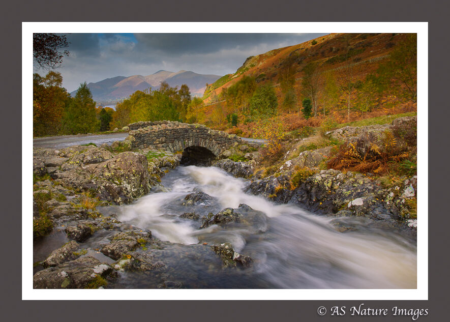 Ashness Bridge,Lake District