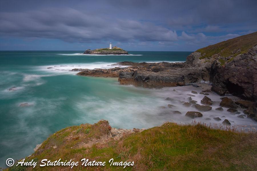 Godrevy Lighthouse,Cornwall