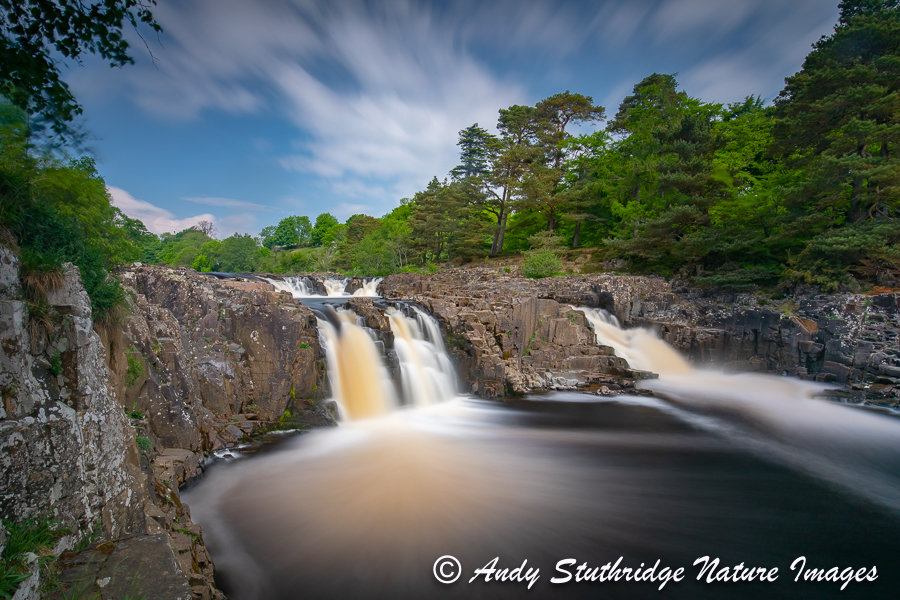 Low Force,Teesdale, County Durham
