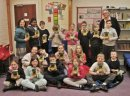 TSK World Book Day author event - Moulsecoomb Library, Brighton 2015