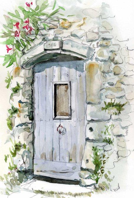Door In Provence