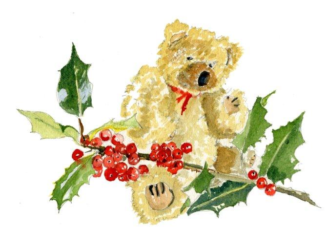 Teddy Holly