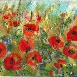 Poppies Textile