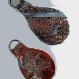 Textile Keyrings