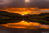 SUNRISE OVER LOCH HARPORT