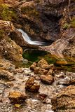 THE FAIRY POOLS
