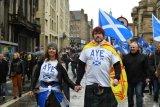 Independence March Edinburgh