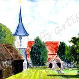 Church Green, Ickham