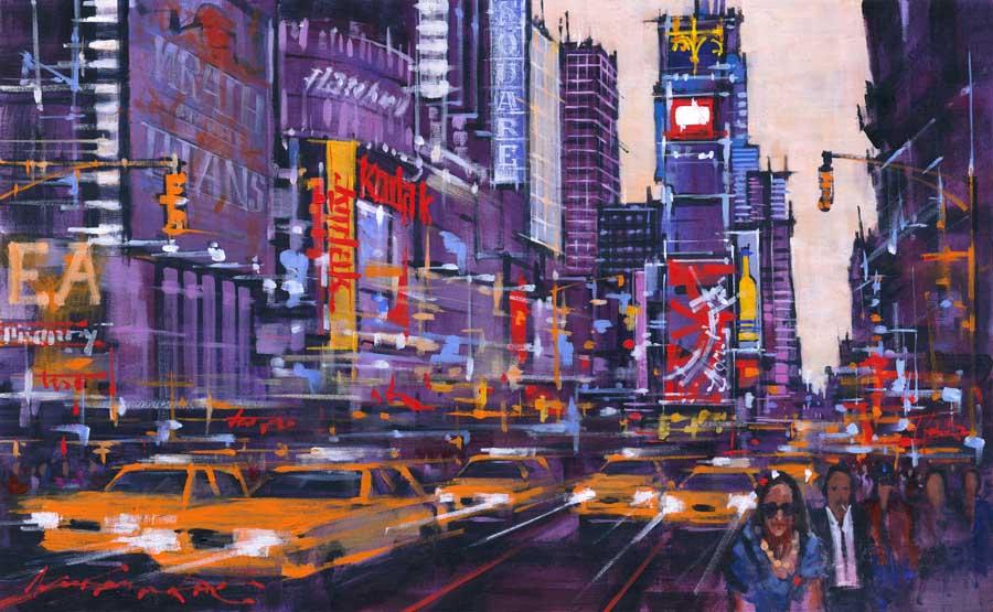 Bright Lights - Big City 1