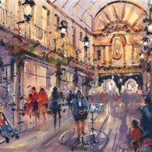 Soprano in Central Arcade