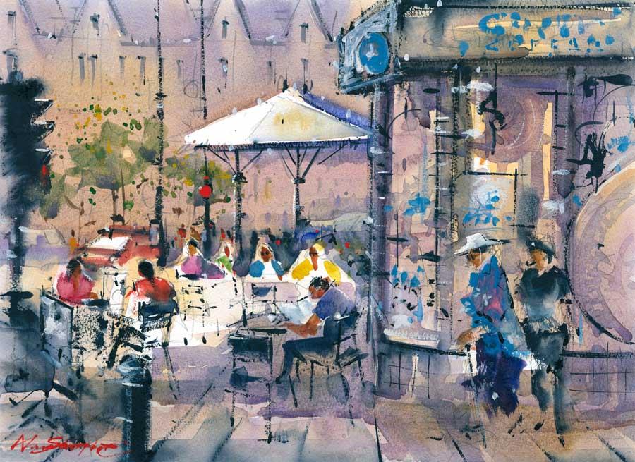 Central Bean coffee shop - Jesmond