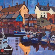 Safe harbour - Seahouses