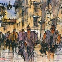Struttin' the Spianda - Corfu town