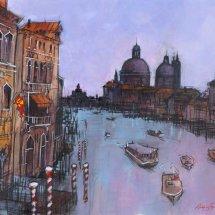 Grand canal, Venice No 1