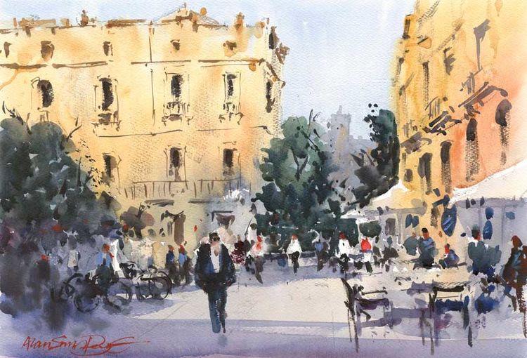 Plaza de La Independencia No.2 Girona