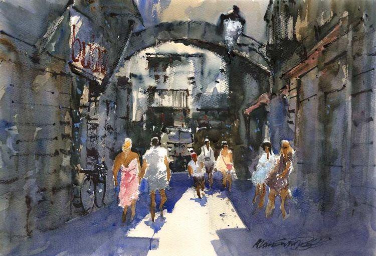 Barcelona Backstreet
