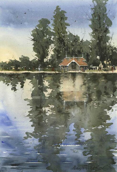 Reflections, Exhibition Park