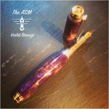 ASM in Violet Bronze