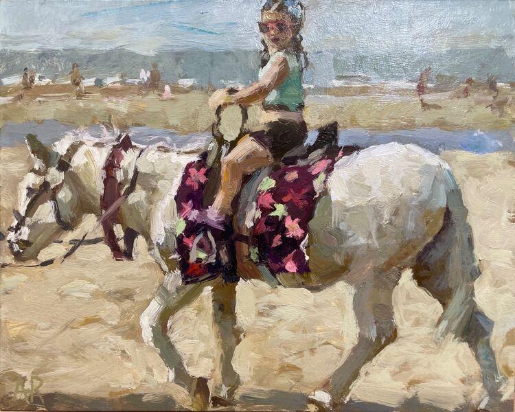 *NEW Donkey Ride (8x10) - £450