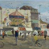 Carousel Amusements (11x14) - 525.00