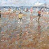 Beach Fun (11x14) - 595.00