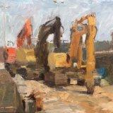 Flannery & Murphy (11x14) - 525.00