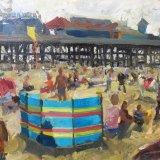 Blackpool Beach (11x14) - £495