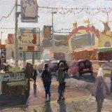 "South Pier Promenade (11""x14"") - £495"