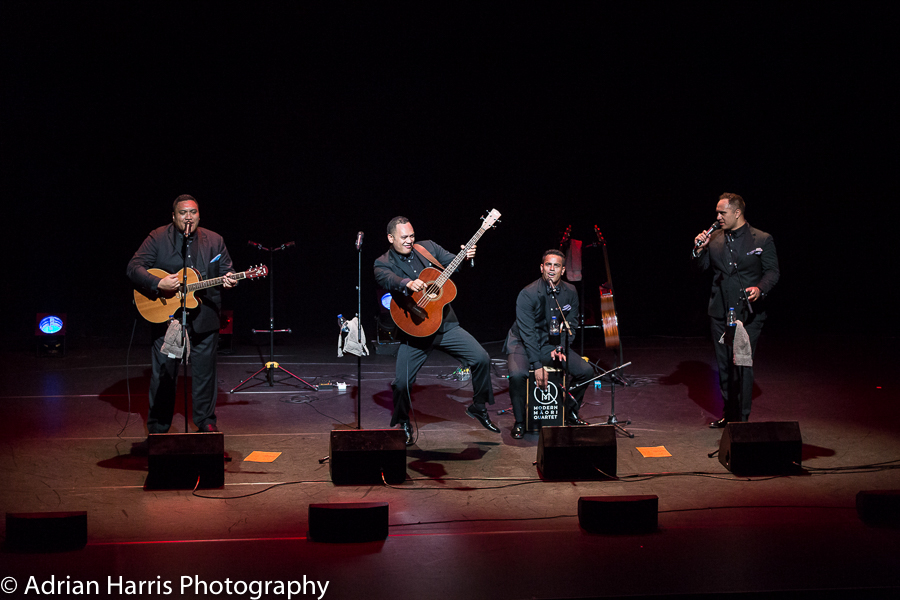 Adrian Harris Photography-Modern Maori Quartet-9141