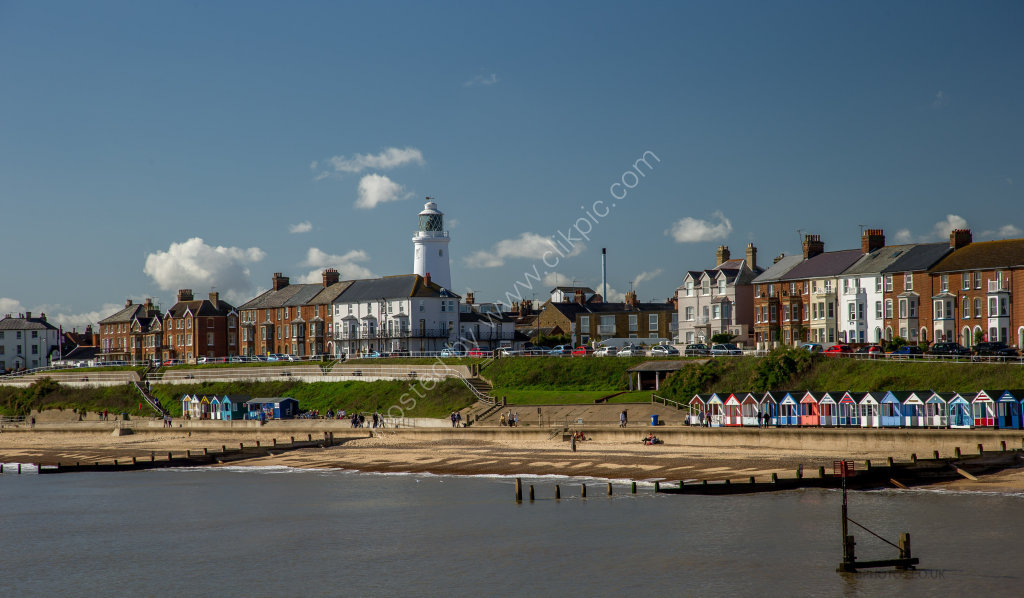 lighthouse view southwold