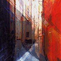 Alleyway Stockholm