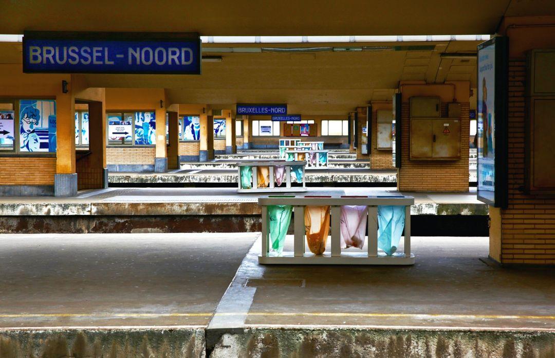 Gare Bruxelles Nord