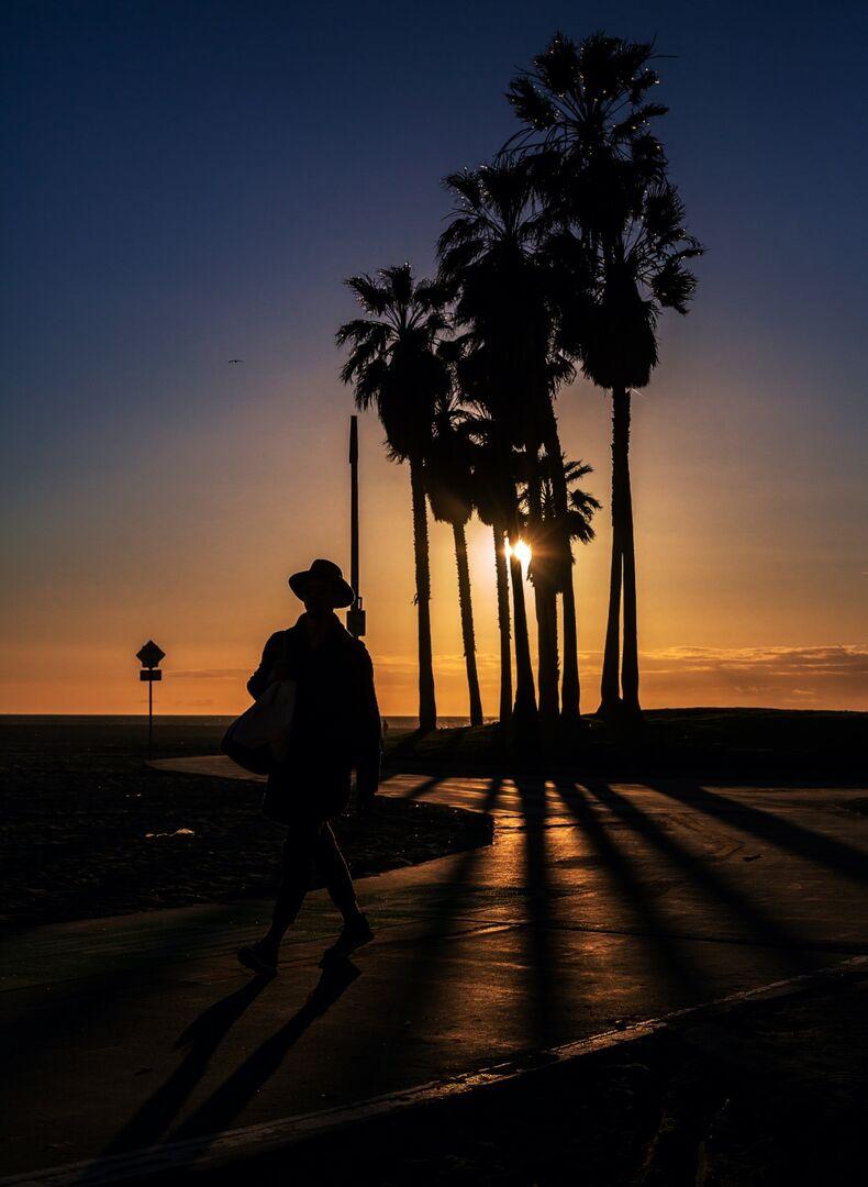 Sanata Monica, California