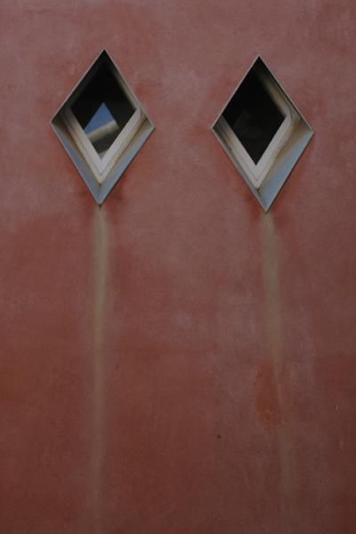 Gaudi windows, Barcelona