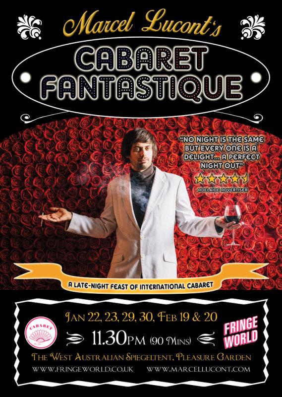Cabaret Fantastique (photo by Adam Robertson)