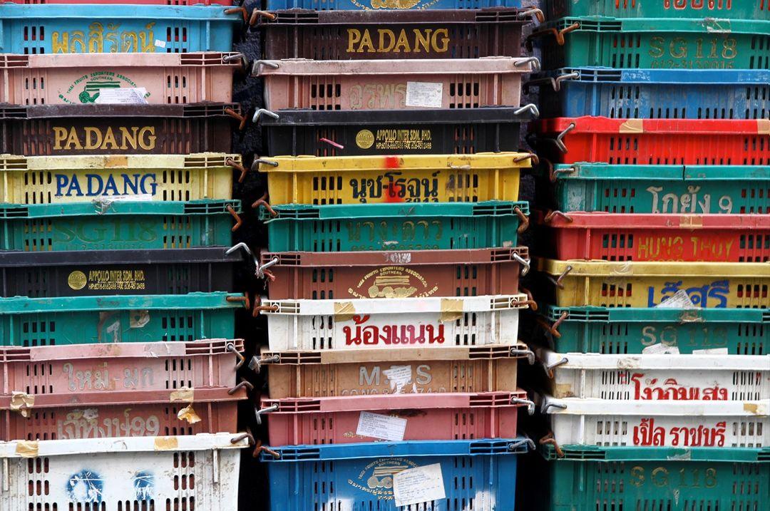 Crates, Kuala Lumpur, Malaysia