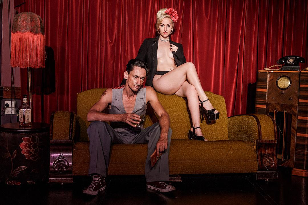 Michael Wheatley & Memphis Mae