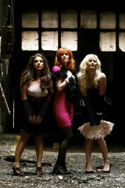 Juliet Catton, Felicity Russell, Rachel Kirkland