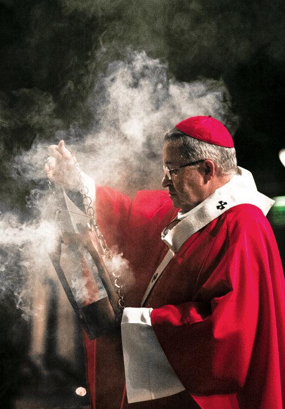 Priest, Notre Dame