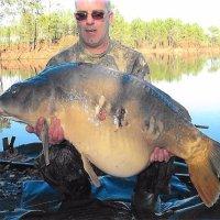 Rainbow Lake Carp